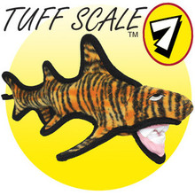 Tuffys Ocean Creature Tiger Shark Dog Toy