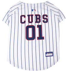Chicago Cubs MLB Pet JERSEY