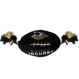 Jacksonville Jaguars NFL Squeaker Football Toy