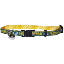 Green Bay Packers CAT Collar