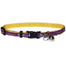 Minnesota Vikings CAT Collar