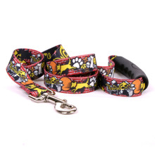 Graffiti Dog EZ-Grip Dog Leash