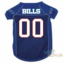 Buffalo Bills PREMIUM NFL Football Pet Jersey