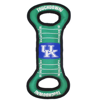 Kentucky Football NCAA Field Tug Toy