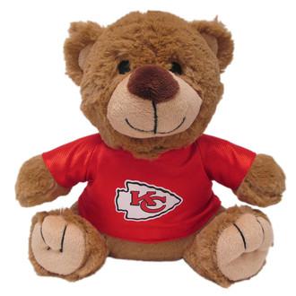 Kansas City Chiefs NFL Teddy Bear Toy