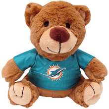 Miami Dolphins NFL Teddy Bear Toy