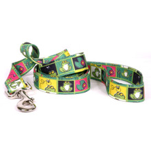 Frogs Dog Leash