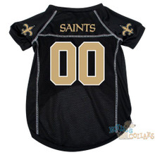 New Orleans Saints PREMIUM NFL Football Pet Jersey