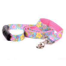 Flower Power Uptown Dog Leash