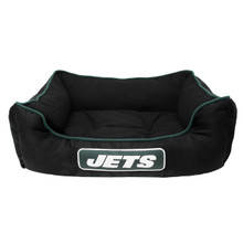 New York Jets NFL Football Dog Bed