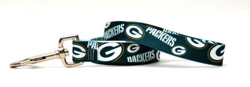 Green Bay Packers Logo Dog Leash