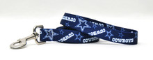 Dallas Cowboys Logo Dog Leash