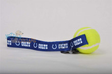 Indianapolis Colts  Tennis Ball Tug Dog Toy