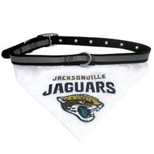 Jacksonville Jaguars Bandana Dog Collar