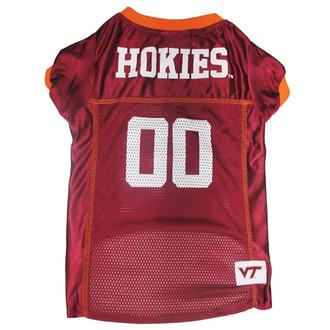 Virginia Tech Football Dog Jersey