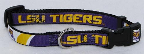 LSU PREMIUM Dog Collar