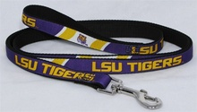 LSU PREMIUM Dog Leash