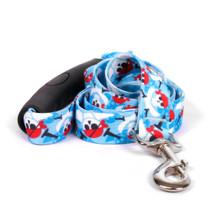Pirate Skulls EZ-Grip Dog Leash