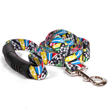 Surfboards EZ-Grip Dog Leash