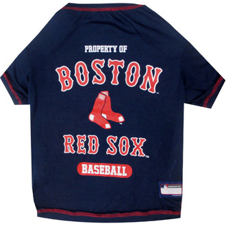 Boston Red Sox Tee Shirt For Dogs