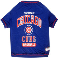 Chicago Cubs Tee Shirt For Dogs