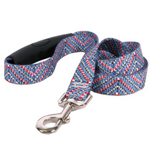 Multi Tweed EZ-Grip Dog Leash