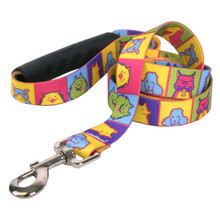 Pop Art Dogs EZ-Grip Dog Leash