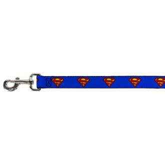 Superman Buckle Down Dog Leash