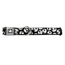 Nightmare Before Christmas Jack Buckle-Down Seat Belt Buckle Dog Collar