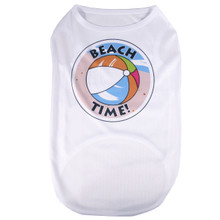 Beach Time Pet T-Shirt