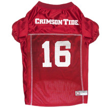 Alabama Football 16 Championships Pet Jersey