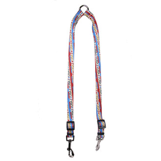 Vintage Made in the USA Coupler Dog Leash