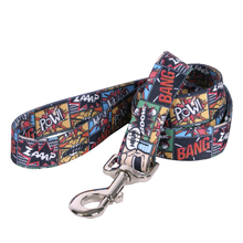 Vintage Comics Dog Leash