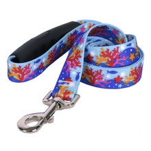 Coral Reef EZ-Grip Dog Leash