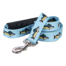 Walleye EZ-Grip Dog Leash