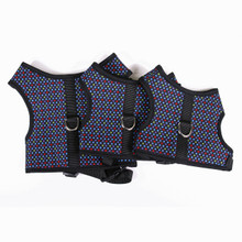 Gumballs Polka Dot Soft Dog Harness