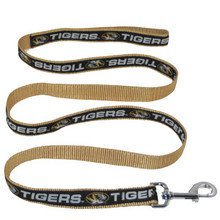 Missouri Tigers Dog Leash