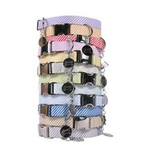 Seersucker Premium Dog Collar