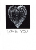 Handmade Love Notecard