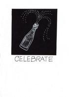 Celebrate note card