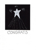 Congratulations note card