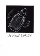 New Baby Notecard