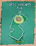 NJ State Sunflower Original Art
