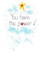 Handmade Encouragement card
