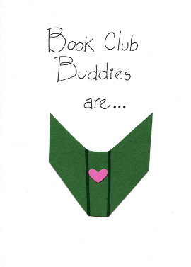 Handmade Book Club Greeting