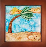 Original Ceramic Art Tile