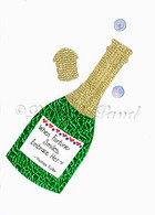 Congratulations Wine #C053