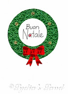 Italian Christmas #C514