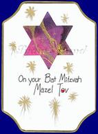 Bat Mitzvah #P523