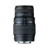 Sigma 70-300mm F4-5.6 APO DG MACRO Lens
